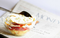 TGIF Breakfast Faux-Trifle
