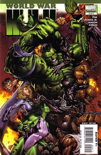 World War Hulk 2