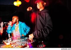 blaqstarr & DJ sega @ taxlo