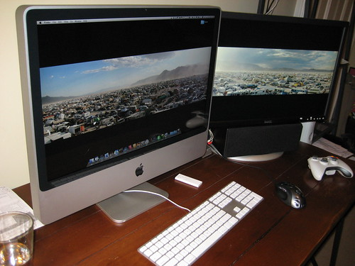 how to get multiple dual screen on mac