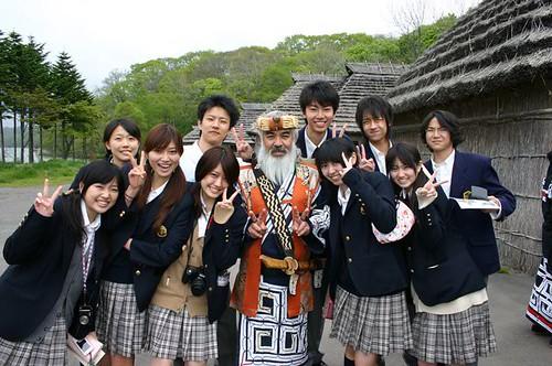 Taiyô's & Hikaru's school trip to Hokkaidô