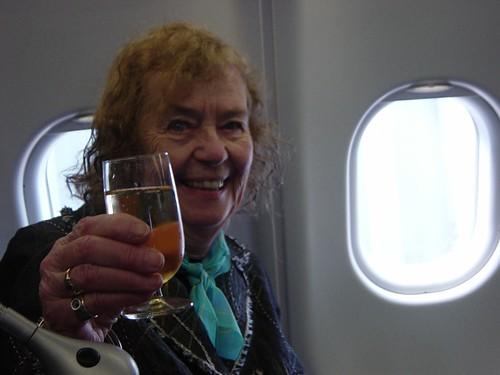 wine and toast mary jane