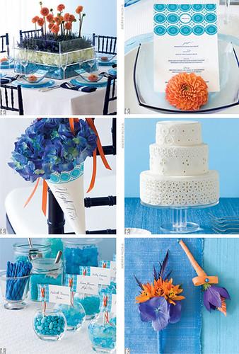 2646590173 f553f55471 123 ideias para casamento em azul