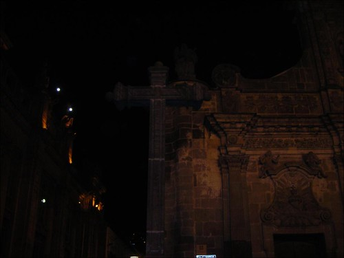 Night tour of Quito's historical city
