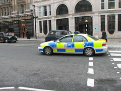 Police car (Blaz Purnat) Tags: uk england london policecar