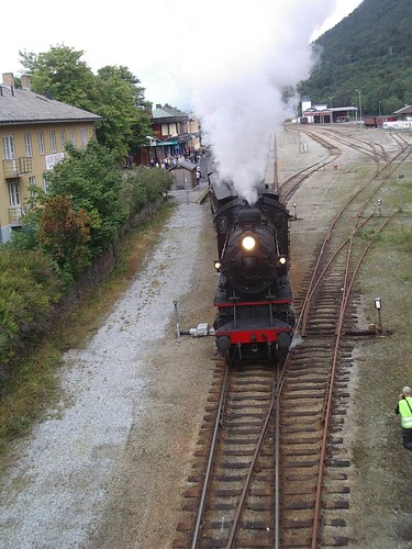Steam trains of Norway