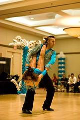 Swinging Upside Down (MSG Mike) Tags: california dance lift dancers dancing ambientlight down flip ballroom latin salsa performers 2008 manualfocus upside iso1600 50mmf18 salsadancing d40x mikesatoshigarcia