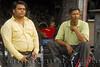 On the guard and the sleepy one , Chandni Chowk, Old Delhi (sanjayausta) Tags: nap sleeeping indiaasiaolddelhidelhichandnichowkmarketstreetphotographydocumentaryphotographyvendorsbazzaarsanjayausta