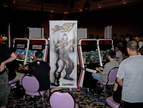 EVO 2008 - Capcom games