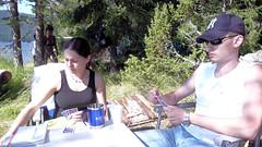 P1040965 (Ilia Goranov) Tags: camp lake water dam bulgaria    beglika    vassilkolarov  golyambeglik