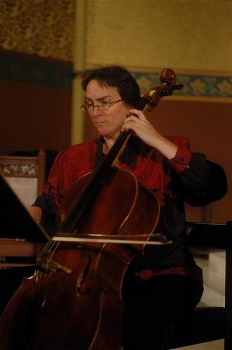 Elizabeth Start, cello by you.