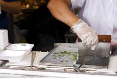 steamed rice noodles