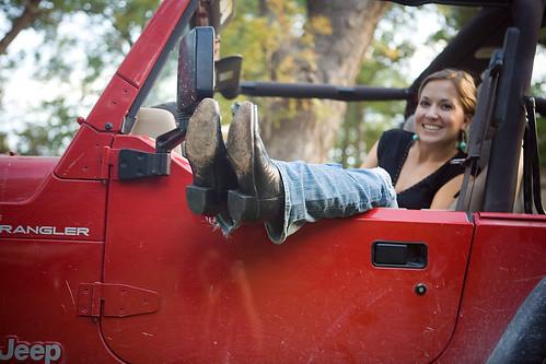 jill's jeep
