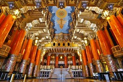 The Fabulous Fox Theater of Detroit (SNWEB.ORG Photography, LLC.) Tags: usa cinema architecture mi america us theater downtown tour theatre michigan unitedstatesofamerica detroit august mich foxtheater 2008 hdr highdynamicrange auditorium movietheater detroitmichigan downtowndetroit moviepalace waynecounty cityofdetroit detroitmi preservationwayne theatretour theatertour stateofmichigan tonemapped tonemapping 48226 hdrphotography hdrphoto zip48226 zipcode48226 august2008 foxtheaterdetroit