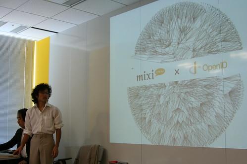 mixi OpenID