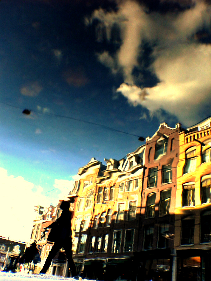 Reflections Of Amsterd@m - Always Love Your Mother Coz You'll Never Get Another!