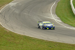 Tafel Racing Ferrari at Mosport warm-up