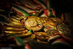 Gold Medal (Sulaiman_Q8) Tags: kuwait sulaiman alsalahi 1on1objectsphotooftheweek removedfromadobelightroomfortags 1on1objectsphotooftheweekseptember2008