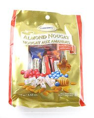 Golden Bonbon Nougat Package
