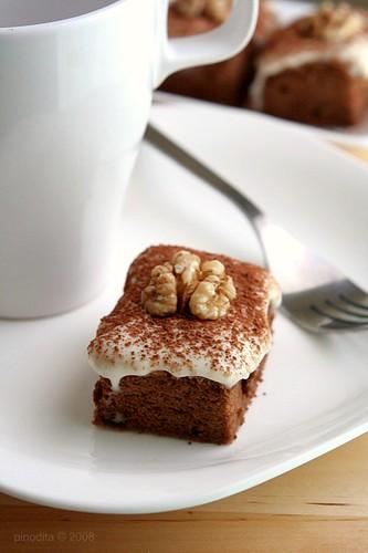 Mocha Cotton Cake 1