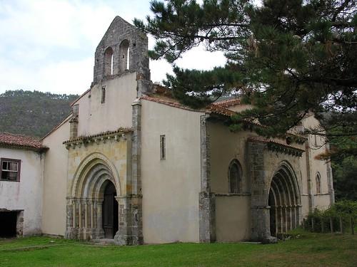 Monasterio de San Antolín de Bedón
