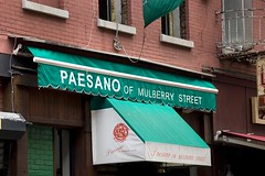 Paesano of Mulberry Street - Little Italy by jenniferrt66, on Flickr