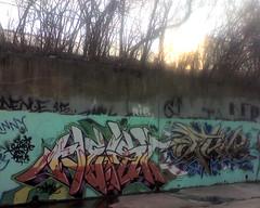 HEIST ETHER (Hahn Conkers) Tags: ohio graffiti cincinnati ra ether mul heist