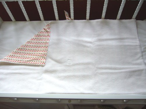 Heather Ross Dots Change-Me-Anywhere(tm) Changing Pad