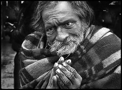 """Please some help, I'm very poor"" (Helmut Schadt) Tags: india beggar punjab ludhiana lesamisdupetitprince skancheli"
