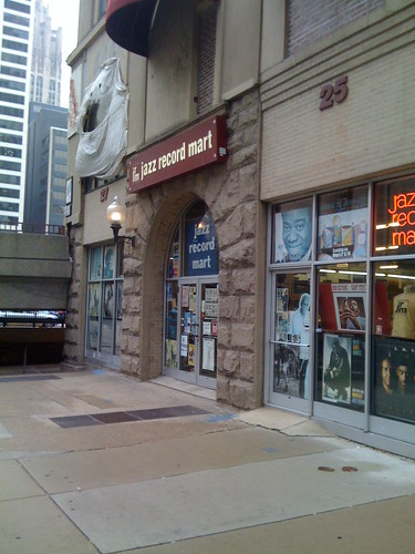 Jazz Record Mart, Chicago