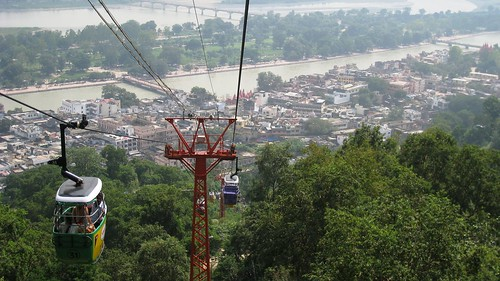Mansa Devi Cable Car