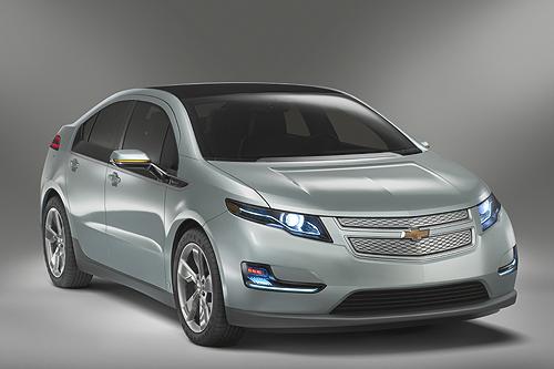 Chevrolet Volt Leads General Motors Into Its Second Century,car, sport car