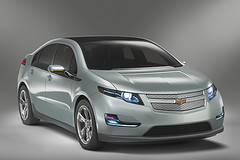 Chevrolet Volt Leads General Motors Into Its Second Century