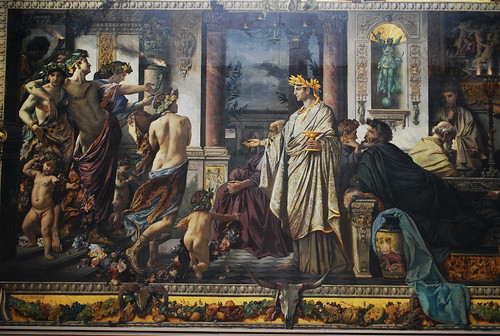 plato symposium The symposium (ancient greek: συμπόσιον) is a philosophical book written by plato sometime after 385 bce on one level the book deals with the genealogy.