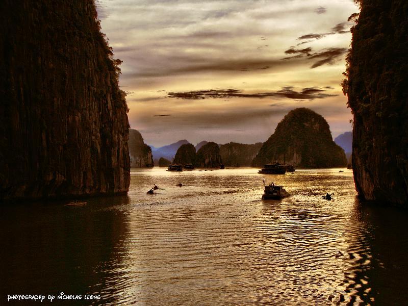 Halong Bay - Vietnam 2867539557_58e0512a95_o