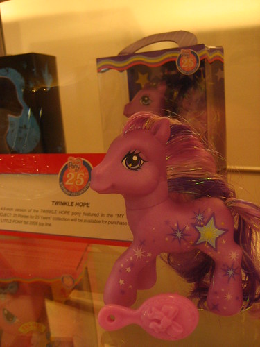 Twinkle Hope Pony Toy