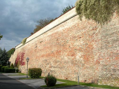 Stadtmauer/Ungarbastei