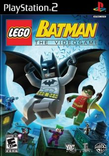 Download LEGO Batman   PS2 playstation 2 plataforma ano 2008 acao