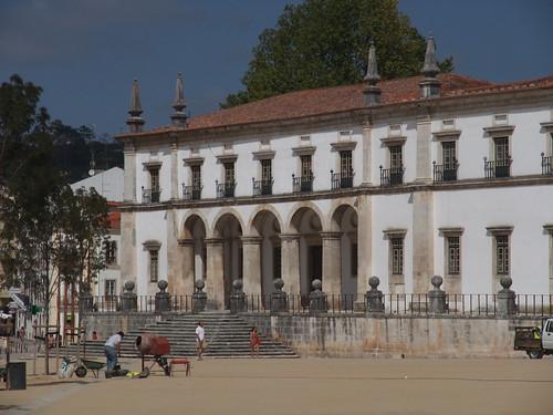 Prédios do mosteiro