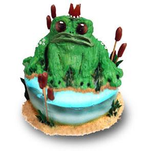 frog-birthday-cake