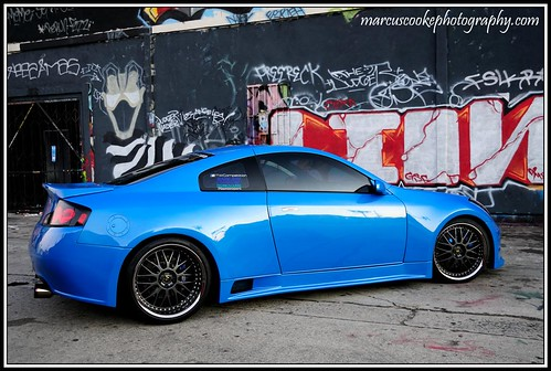 Marty S Custom Widebody Infiniti G35 Coupe A Photo On