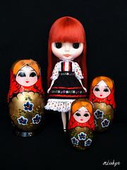 My Russian Mod Molly (Lygea)