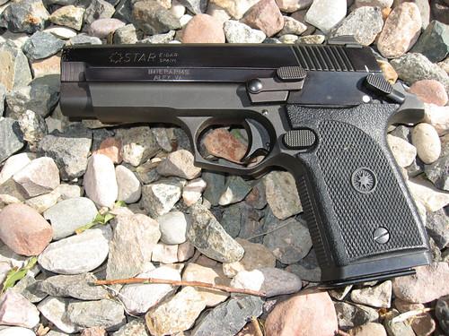 Firestar .45 Pistol