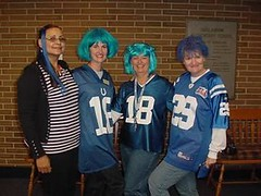 blue-haired principals