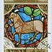 Ajman Capricorn sign stamp