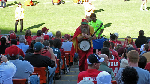 49er Game- Banjo Joe