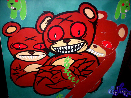 10192008 ::  NEWEST DERO  ..  - W I P art by Jermaine Rogers @ DERO 72 studio