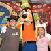 Hanging with Goofy