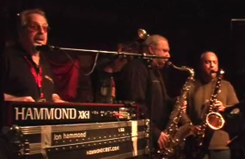 "JON HAMMOND Band in Jazzkeller ""Musikmesse Warm Up Party"""
