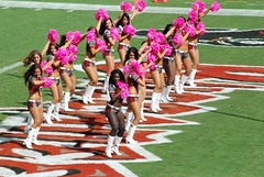 BucsVsPanthers-0536 (awinner) Tags: game football cheerleaders nfl 2008 raymondjamesstadium tampaflorida tampabaybuccaneers carolinapanthers october2008 october122008